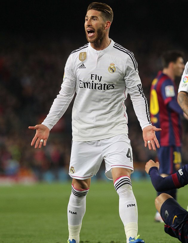 Real Madrid defender Ramos warns Barcelona: Nothing lasts forever