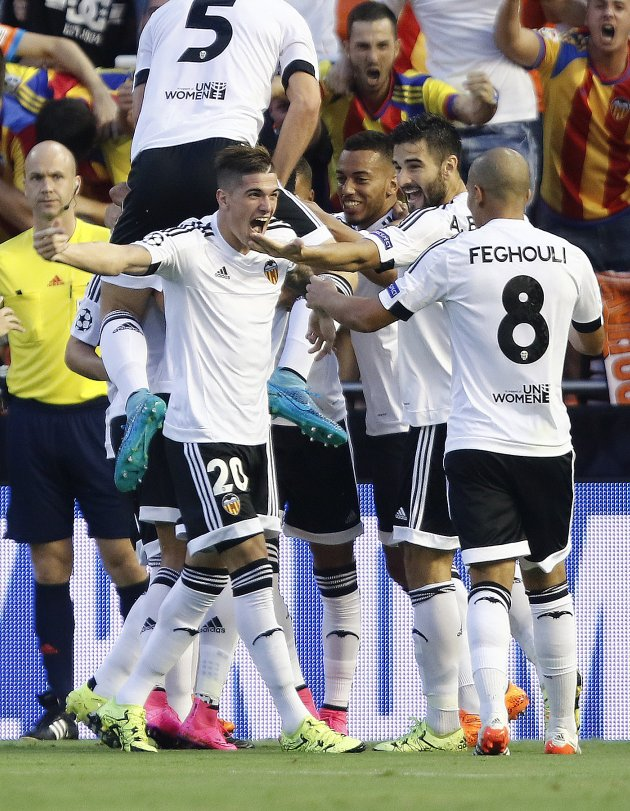 Phil Neville and Voro take charge of Valencia