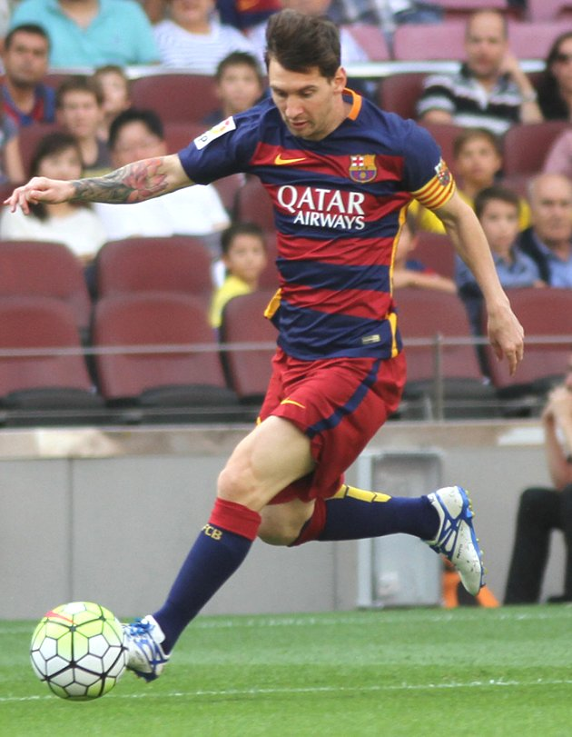 Ballon d'Or nominees: Barcelona pair Messi, Neymar and Real Madrid's Ronaldo