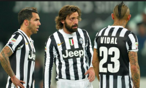 Pirlo: Juventus are favourites for the Scudetto