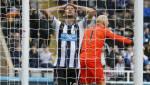 Steve McClaren Laments De Jong Miss as Newcastle Fail to Overcome Bottom Club Aston Villa