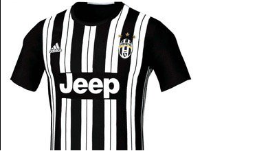 online store 9ac40 1b7cc Alleged 2016/2017 Juventus kit leaked online - Ghana Latest ...