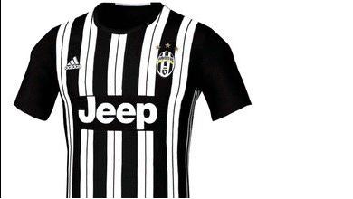 online store 685f2 2f12b Alleged 2016/2017 Juventus kit leaked online - Ghana Latest ...