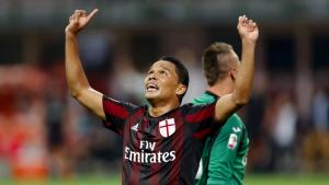 Atletico Madrid target AC Milan striker