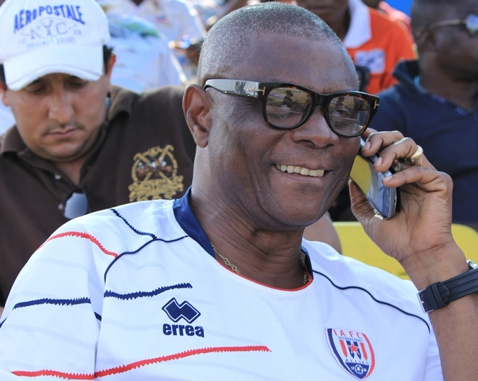 Convalescent Willie Klutse rules out return to Inter Allies as technical director