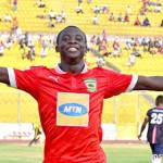 Kotoko striker Dauda Moahmmed hopes to capitalize on 'good' Dawu pitch to punish Dreams FC