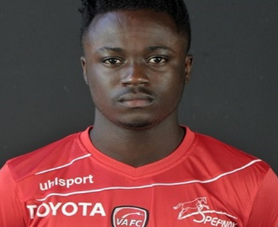 Ghana youth defender Emmanuel Ntim makes Valenciennes full debut in France