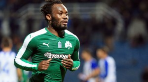 Michael Essien operating between 60-70% level after marking Panathinaikos debut