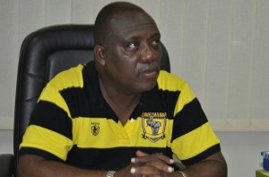 Cudjoe Fianoe not disappointed with AshGold performance in the SWAG Cup loss to Kotoko