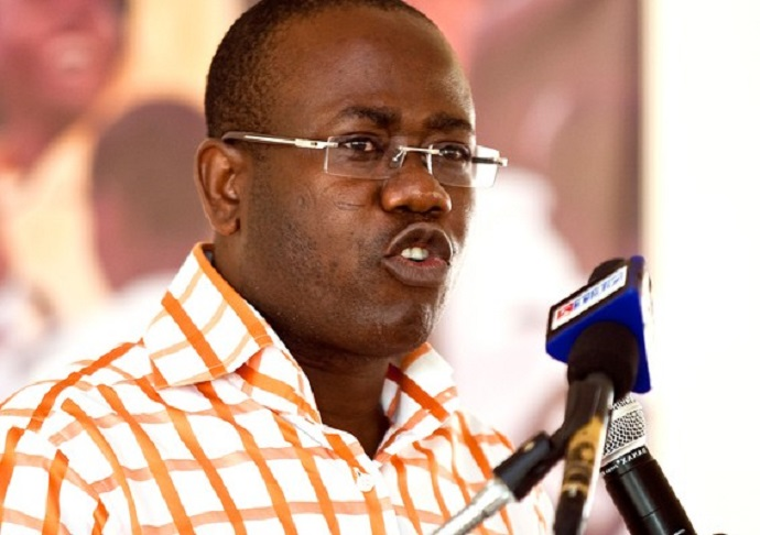 'I don't belong to any political party' - Kwesi Nyantakyi replies Sports Minister Nii Lante Vanderpuye