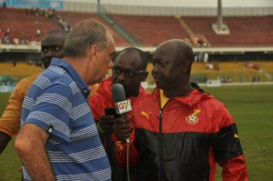 Avram Grant keen to qualify Ghana for 2018 World Cup