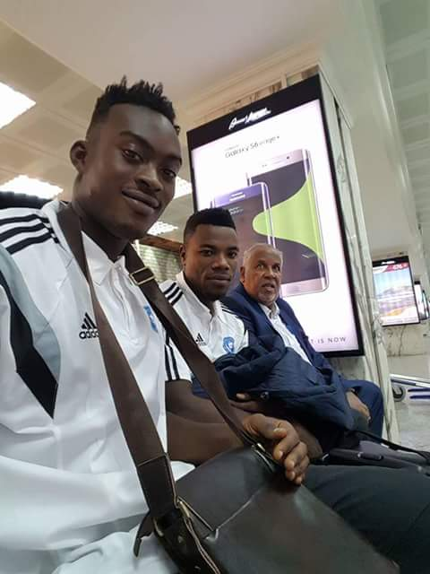 Playing for the Black Stars will be a dream come true - Nelson Ladzagla