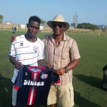 Inter Allies midfielder Isaac Twum backs new coach Prince Owusu to succeed