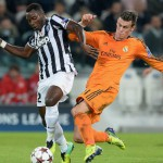 AUDIO: Juventus ace Kwadwo Asamoah rubbishes injury setback reports