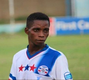 EXCLUSIVE: TP Mazembe launch talks with Liberty Professionals for exciting forward Latif Blessing