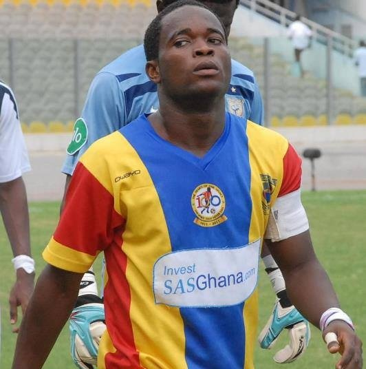 Ex-Hearts of Oak captain Mahatma Otoo pleads on behalf of Thomas Abbey over 2017 FA Cup defeat gaffe