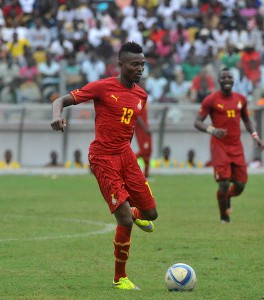 Ghana coach Avram Grant admits he is worried over Bernard Mensah's lack of game time at club level