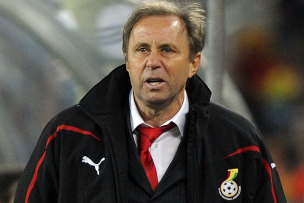Breaking News: Ex Ghana coach Milovan Rajevac appointed Algeria coach