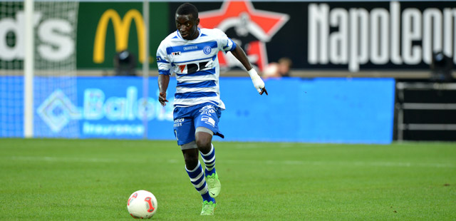 Ghana's Nana Asare steers Gent to Champions League last 16 with impressive show