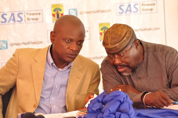 AMAZING: Hearts of Oak to interview players before signing them - Nyaho Tamakloe reveals