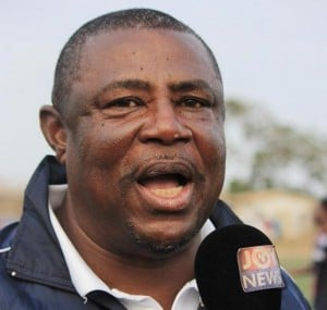 Ghana Under-17 coach Paa Kwesi Fabian joins second-tier side Vision FC