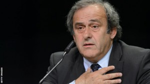 Michel Platini: Uefa president loses suspension appeal
