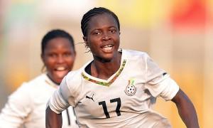 Black Queens midfielder Portia Boakye surprised over CAF nomination