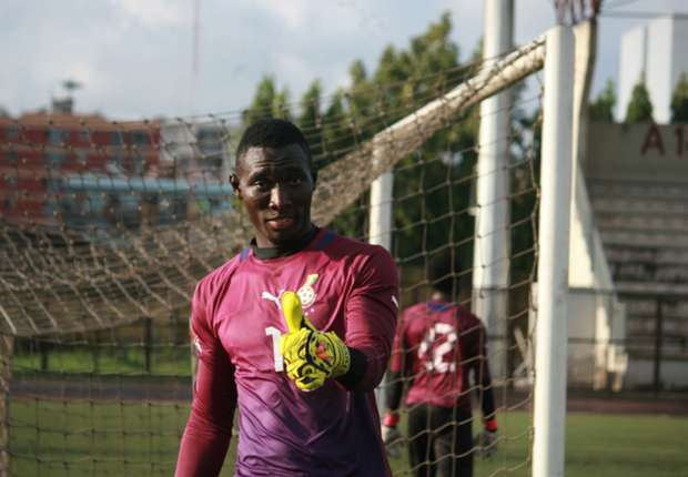 Wa All Stars not worried by Hearts of Oak lead- goalie Richard Ofori