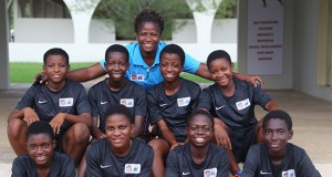 Giving Ghanaian female footballer's a Right To Dream