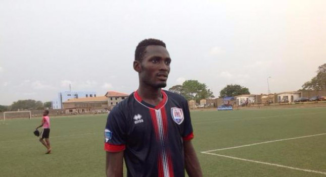 Former Inter Allies forward Sheriff Deo not surprised by Liberty Professionals relegation battle