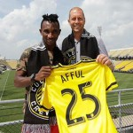 Harrison Afful confident former Columbus Crew manager Gregg Berhalter will succeed as USMNT coach