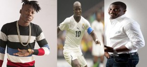 Top Stars root for Andre Ayew to win BBC Africa footballer