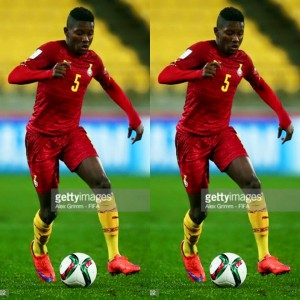 Ghana youth defender Kingsley Fobi to join Granada in January in a year loan deal