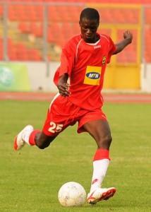 Ex Kotoko midfielder Frank Boateng completes Bechem Utd move