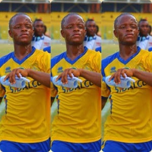 Our best wasn't enough against Kotoko - AshantiGold new star Alhasan Nuhu