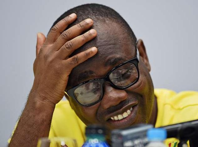 Kwesi Nyantakyi faces another FIFA Council election in March next year
