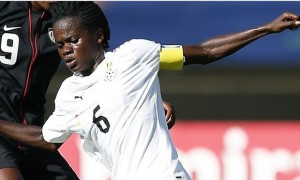 Black Queens captain Mercy Myles opens up on the team's meeting with the Prez Mahama