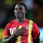 Inter Milan star Kwadwo Asamoah reveals why he dropped Ghana No10 shirt