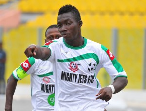 Medeama SC eye Liberty's attacker Tamimu Muntari