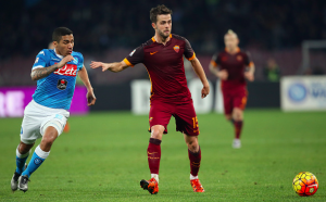 Roma midfielder admits Scudetto chances are over