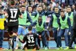 Empoli coach praises courage of players despite Napoli defeat