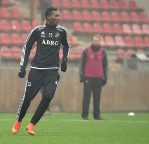 'Globe-trotter' Latif Anabila fails trial again at Danish side AGF Aarus