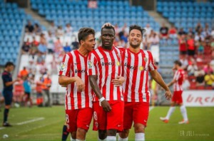 VIDEO: Ghanaian midfielder Mohammed Fatau strikes in Almeria's win
