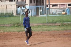 Liberty promote young goalkeeper Fatau Dauda into senior team