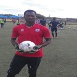 EXCLUSIVE: Goalkeeper Frank Andoh joins Ebusua Dwarfs on three-year deal