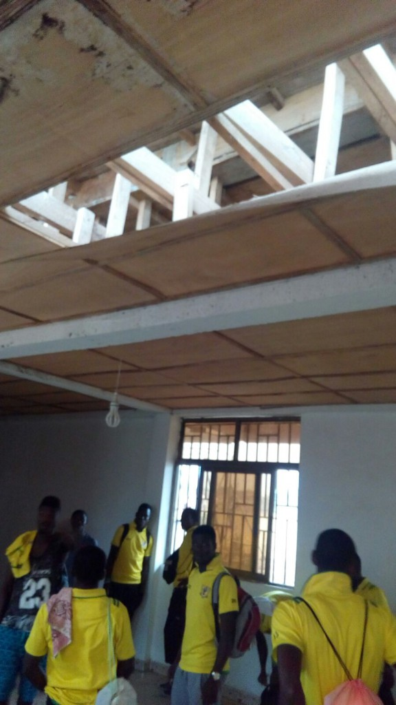 'Creative' thieves ransack AshGold dressing room in Bechem pre-season friendly - players lose millions