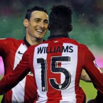 VIDEO: Watch Inaki Williams prove he can also score with incredible headers