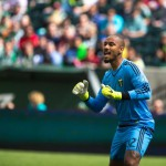 Video: Watch Adam Kwarasey lead his Portland Timbers side out for preseason
