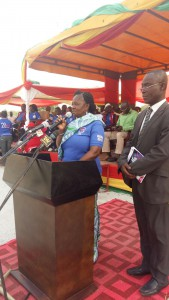 Minister of Education Officially opens the 24th edition of Ghana University Sports Association (GUSA) games.