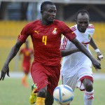 Hearts, AshGold battle unnamed Turkish club for New Edubiase right back Nti Mensah